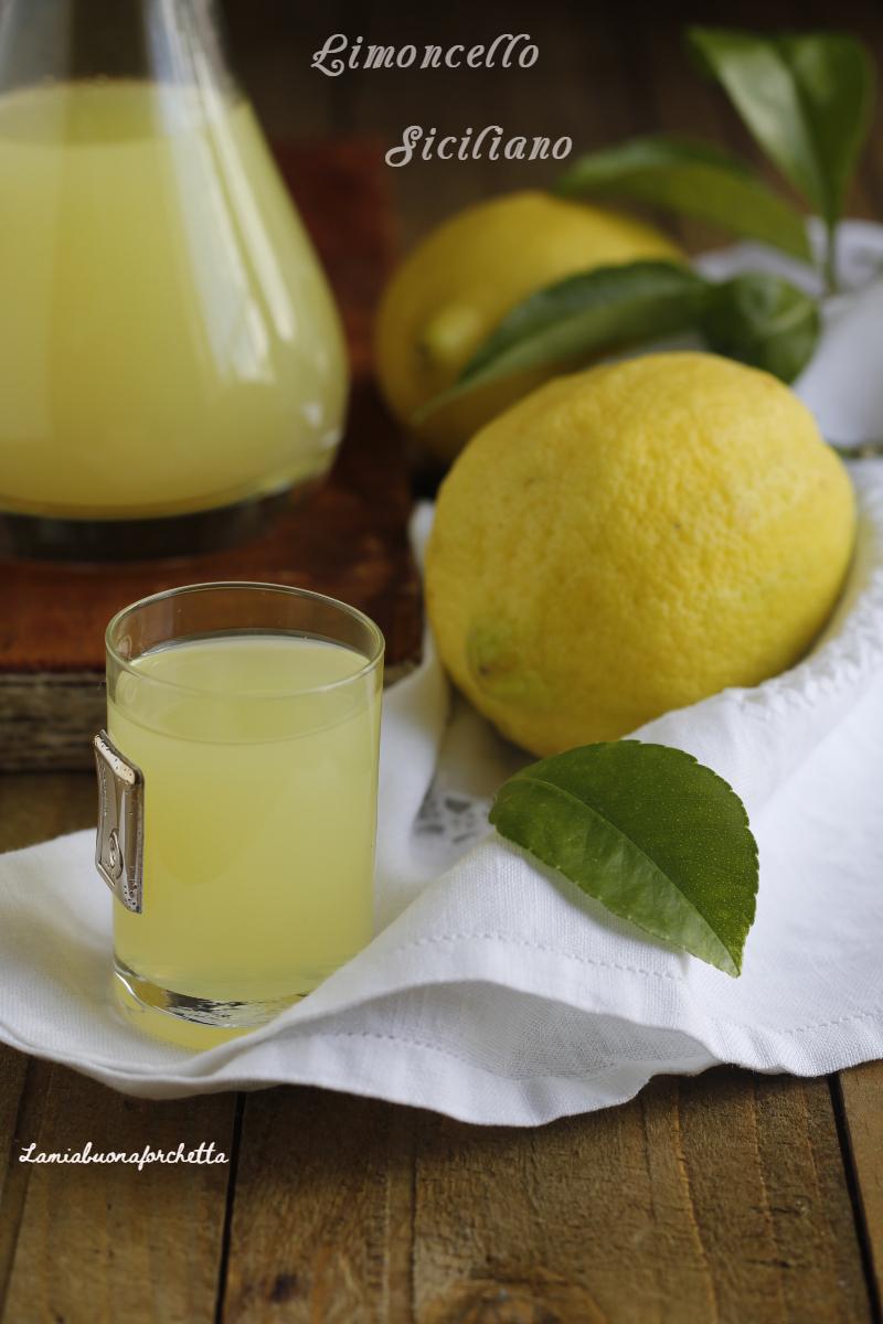 limoncello siciliano